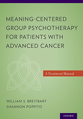 Meaning-Centered Group Psychotherapy for Patients with Advanced Cancer: A Treatment Manual (English Edition)