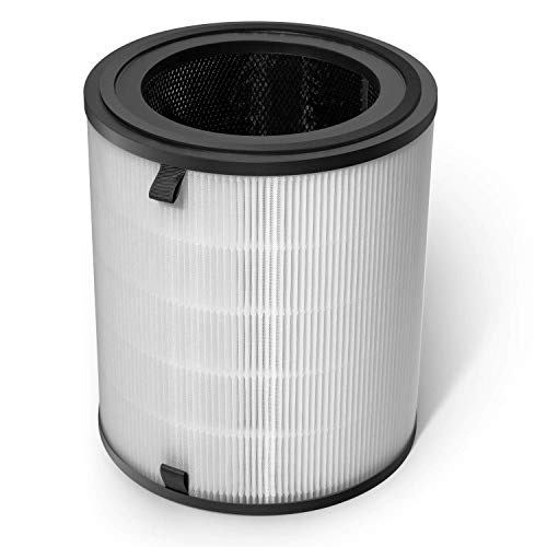 Levoit 3-in-1 Luftreiniger LV-H133 Ersatzfilter, Premium Hepa- & Aktivkohlefilter Set, LV-H133-RF