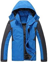 Amazon.it  tute in pile - Neve e pioggia   Uomo  Abbigliamento f7bfed1fe2b