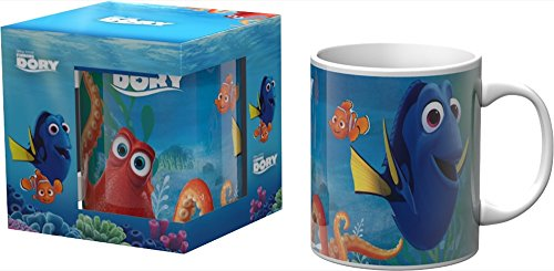 Finding Dory Tazza Disney Nemo China - 9,5 x 8 cm 39830