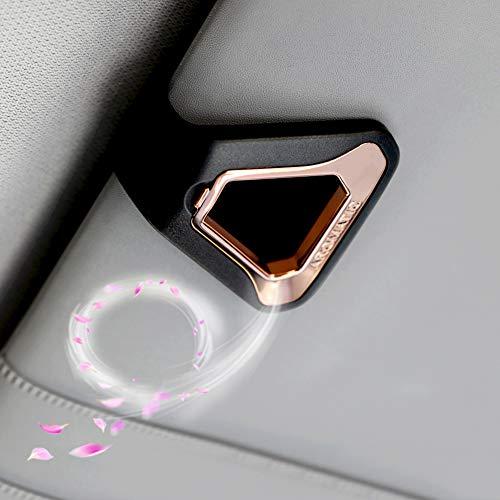Profumo auto, diffusore per parasole auto, deodorante auto,a Clip, decorazione auto, profumatore - per auto, camera da letto, ufficio