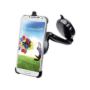 Celly Flexgo004 Support voiture pour Samsung Galaxy S4 I9500 Noir