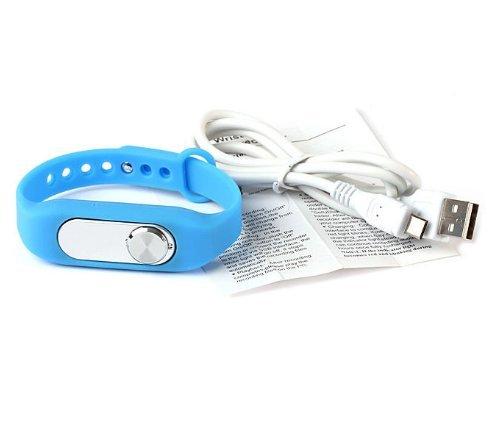 Voice Recorder Wristband (Model No.119)