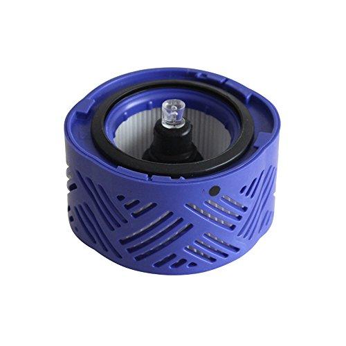 YA-Uzeun Hepafilter für Staubsauger, kabellos, für Dyson V6, Blau