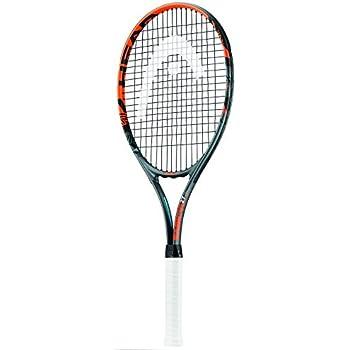 HEAD Titanium Ti S6 - Raqueta de Tenis Gris Gris Talla:L3: Amazon ...