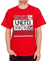 Ecko unltd T-Shirt Rock Box Jersey True Ecko Red