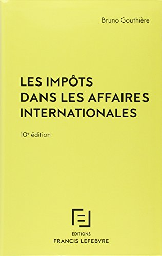 Impts dans les affaires internationales