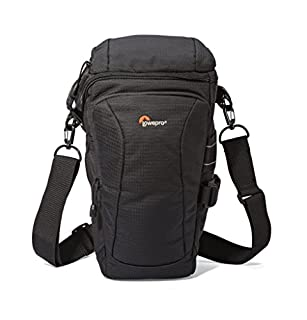 Lowepro Toploader Pro 75 AW - Funda para cámara (Correa para Hombro, Cierre de Cremallera), Color Negro (B0027JM35M) | Amazon price tracker / tracking, Amazon price history charts, Amazon price watches, Amazon price drop alerts