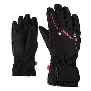 Ziener Mädchen Lula As(r) Girls Glove Junior Alpinhandschuhe