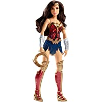 DC Comics FDF35 Battle-Ready Wonder Woman Doll