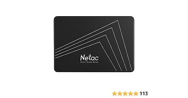 Netac Ssd 250 Gb Internes Solid State Drive 2 5 Zoll Computer Zubehör