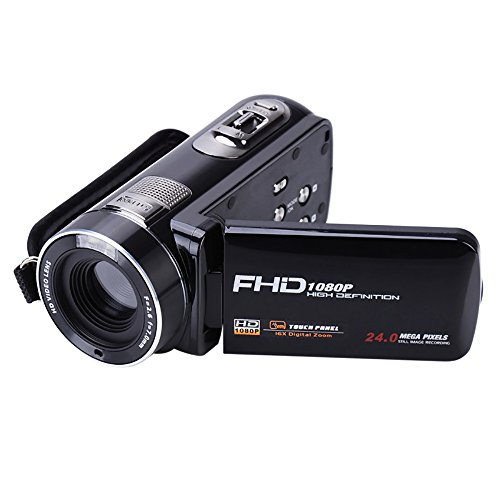 MUXIAO Videokamera DV 3.0 TFT-LCD Control Camcorder Digitalkamera Primärlinse 24 MP Recorder (Big Video Camara)