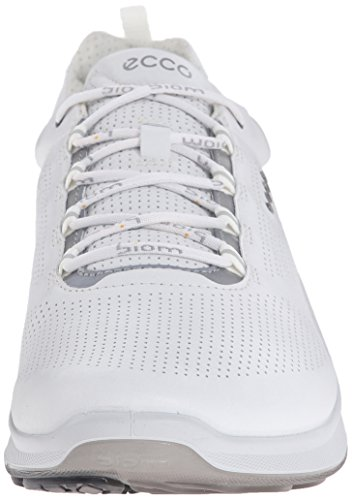 Ecco Biom Fjuel, Chaussures Multisport Outdoor Homme Blanc (white01007)