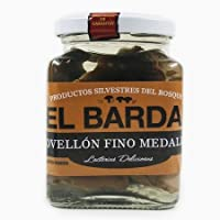 """Medallón de Níscalo / Robellón Silvestre al Natural (Lactarius deliciosus) """"El Bardal"""" - Setas Silvestres de Navasfrías"""