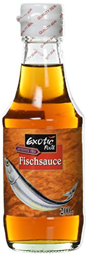 Exotic Food Fischsauce, 6er Pack (6 x 200 ml)