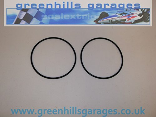 Greenhills Scalextric Drive Belts for 4x4 Model Vehicles