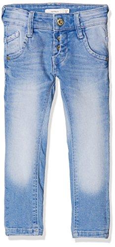 NAME IT Mädchen Jeans NKMPETE DNMTARZAN 2008 Pant NOOS, Blau (Medium Blue Denim), 92