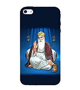 For Apple iPhone 4S maa durga ( guru nanak, god, baghwan, lord, jesus, cristrian, allah ) Printed Designer Back Case Cover By TAKKLOO