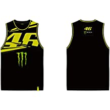 VR46 Top Canotta Basket Valentino Rossi 46 Monster TG. XL XXL 8c212ca20ff0