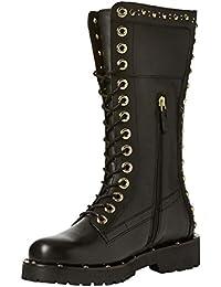Amazon.it  TWIN SET - Stivali   Scarpe da donna  Scarpe e borse f82fa05a211