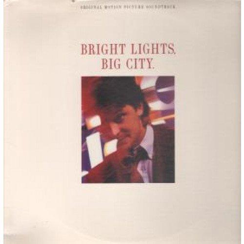 Big Soundtrack City Bright Lights (ORIGINAL MOTION PICTURE SOUNDTRACK LP GERMAN WARNER BROS 1988)