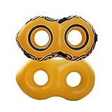 XG 8 anneau natation gonflables bouée vie photo mot double anneau anneau équipement de natation flottant épaississement accru des adultes