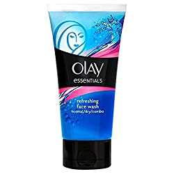 Olay Gentle Cleansers Refreshing Face Wash - Normal, Dry & Combination (150ml)