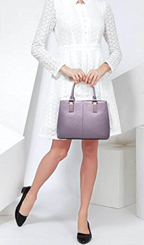 Damen Leder Wild Diana Tasche Umhängetasche Handtasche Messenger Bag Leder Handtaschen TaroColor