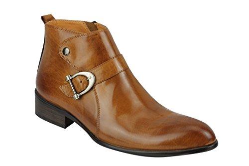 Xposed , Boots richelieu homme Marron