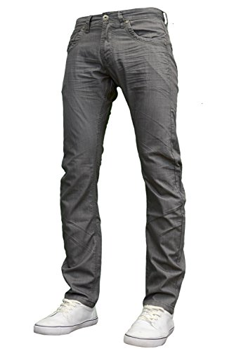 Crosshatch -  Jeans  - Uomo Grey