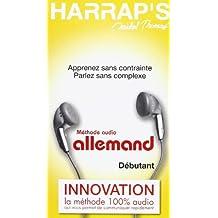 Méthode Audio Allemand, Débutant : Harrap's Michel Thomas