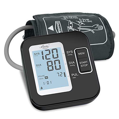 Tensiometre Bras Electronique - Tensiomètre Intelligent Professionnel, Détection de Pulsations Cardiaque...