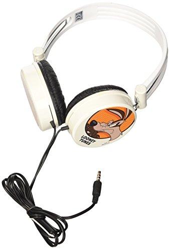 Xtreme 3368Kopfhörer Audio Willy Coyote & Road Runner, Klinkenstecker 3,5mm, mit Kopfband, Durchmesser von 40mm Roadrunner Audio