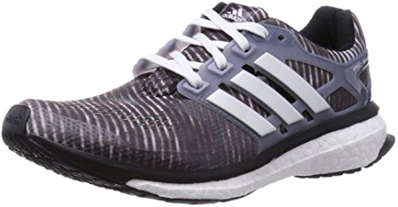 adidas Zapatillas de Running Para Hombre Gris Gris