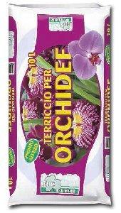 Terreau pour orchidées Lt. 10
