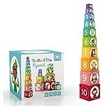 Eureka Kids 682140924 - Pirámide Cuentos Tradicionales