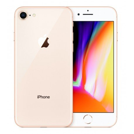 "Apple iPhone 8 - Smartphone (11,9 cm (4.7""), 64 GB, 12 MP, iOS, 11, Oro)"