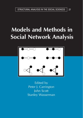Models and Methods in Social Network Analysis Paperback (Structural Analysis in the Social Sciences)