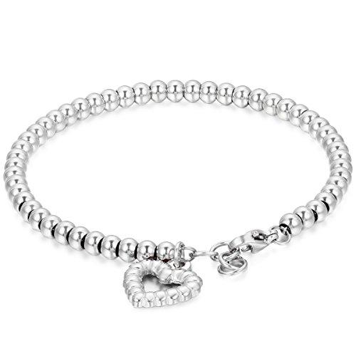 jewelrywe-bracciale-luck-donna-braccialetto-acciaio-inossidabile-palle-e-il-cuore-hueco-per-buona-fo