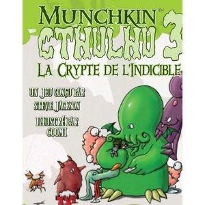 MUNCHKIN CTHULHU 3 - JCNC - LA CRIPTA INNOMBRABLE