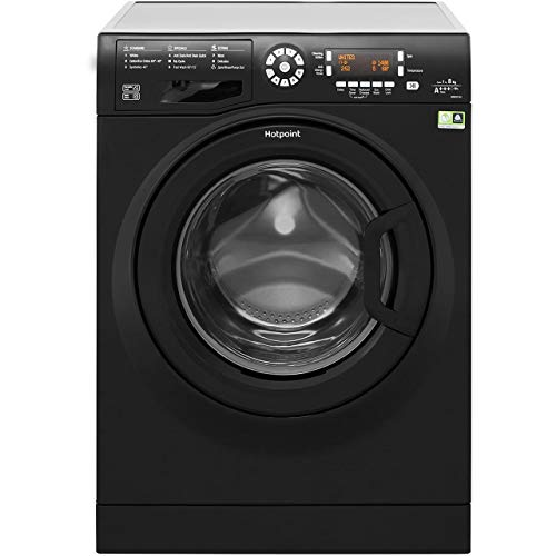 Hotpoint WMAOD844K A+++ Rated Freestanding Washing Machine - Black