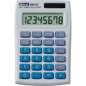 Ibico Taschenrechner ibico 081 X