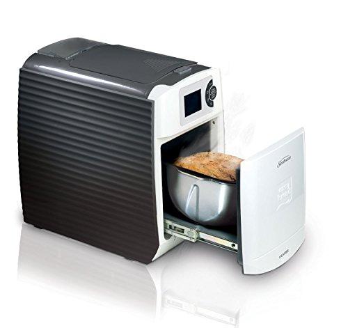 Tivoli Pane Facile / Macchina per Cuocere il Pane Realizzata in Plastica di alta qualità / 34 x 25 x 36 cm / 500 Watt