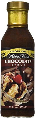 Walden Farms Aperitivo Dietético Syrups Chocolate - 6 Salsas