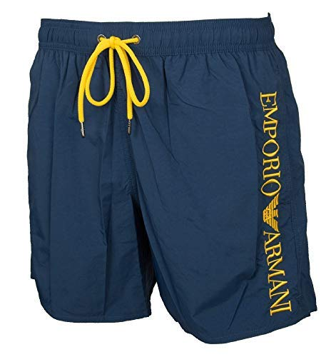 Emporio Armani Boxer Trunk Mann Meer Pool Swimwear Artikel 211740 9P422