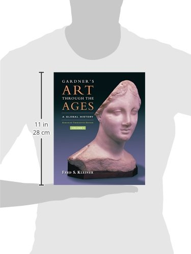 Gardner's Art Through the Ages: Global History, Enhanced Edition, Volume I: 1