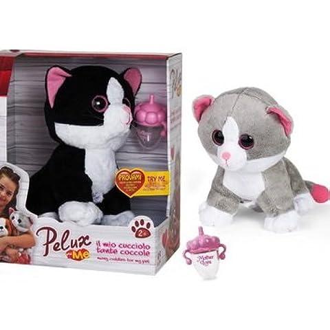 Globo Toys Globo–364472surtidos Pelux gato de peluche con accesorios