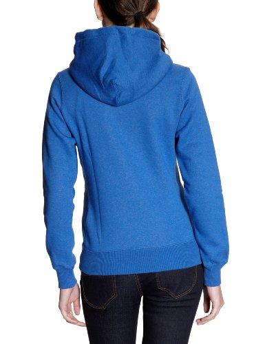 Nike Squad Pull en polaire à capuche pour femme Noir - bl sapphire htr/varsity royal