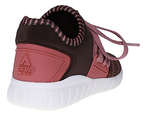 Asfvlt, Sneaker donna rosa Pink Rosa