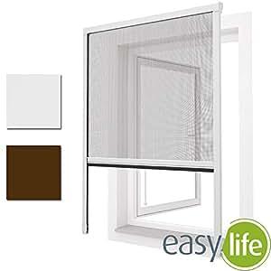 Insektenschutzgitter Rollo für Fenster Insektenschutz